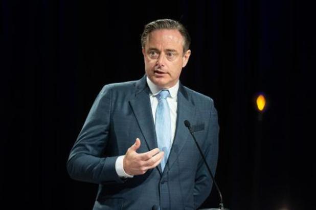 Bart De Wever kan opnieuw N-VA-voorzitter worden
