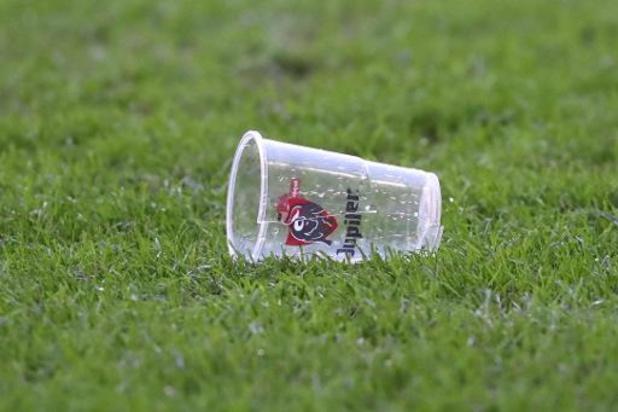 Nouveau le 1er juillet - Les gobelets en plastique à usage unique interdits à Namur