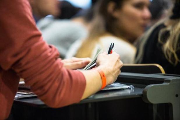 Franstalig hoger onderwijs schakelt over op volledig contactonderwijs