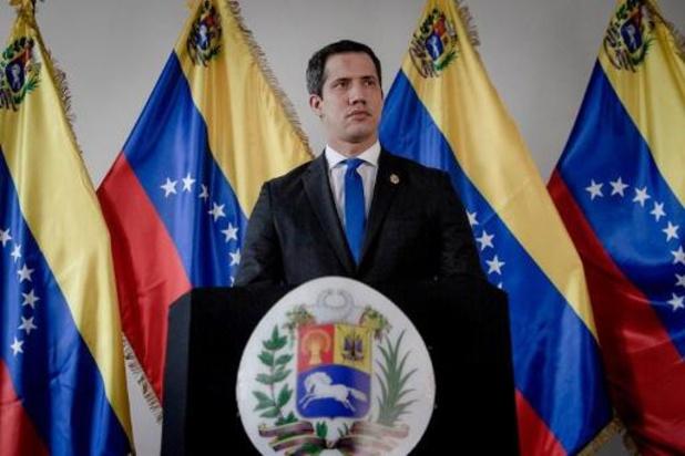 Or vénézuelien: la justice britannique annule une décision favorable à Juan Guaido
