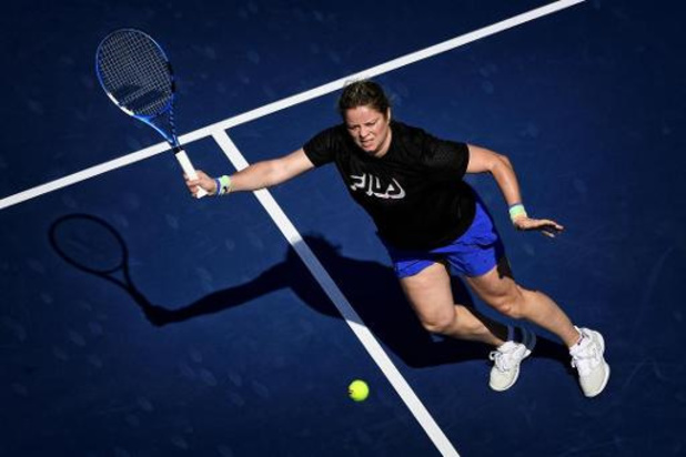 WTA Dubai - Niet Kiki Bertens maar Garbine Muguruza wordt eerste tegenstandster Clijsters