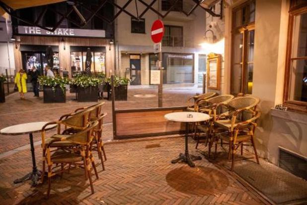 'Geen huur voor restaurant tijdens lockdown' (vrederechter)