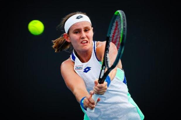 Open d'Australie - Greet Minnen qualifiée pour le tableau final