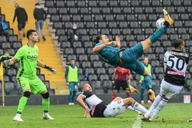 AC Milan en Saelemaekers pakken de volle buit op bezoek bij Udinese