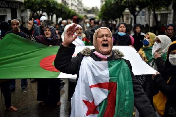 Algérie: forte mobilisation pour la libération des détenus d'opinion