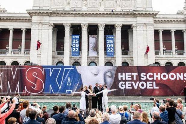 Antwerps Museum voor Schone Kunsten opent op 25 september 2022