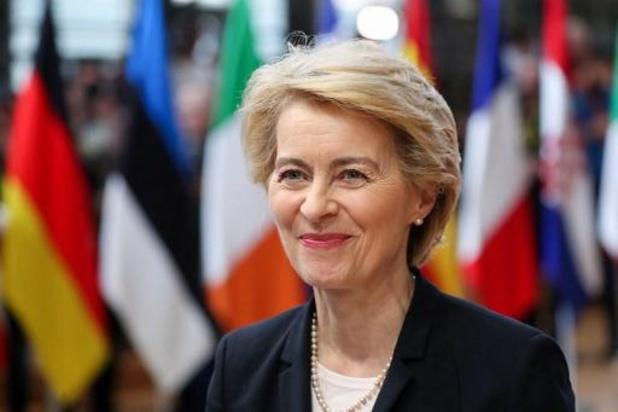 Lidstaten keuren lijst van kandidaat-Eurocommissarissen goed