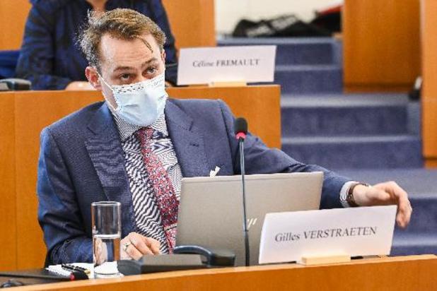 """Brussels Parlementslid Gilles Verstraeten (N-VA): """"Brusselse regering moet vaccinweigeraars proactief benaderen"""""""