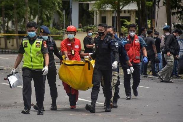 Indonésie: 20 blessés dans un attentat suicide contre une cathédrale; 2 assaillants tués