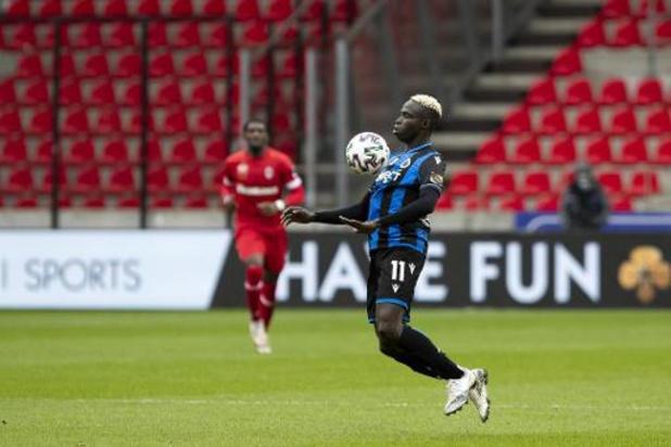 Club Brugge wint topper tegen Antwerp en pakt de leiding over van Racing Genk
