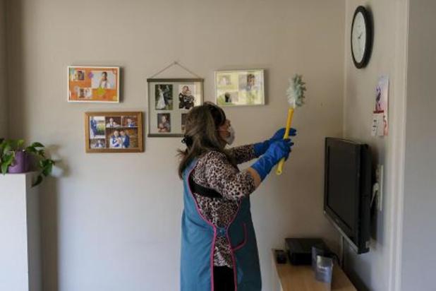 Trois aides-ménagères sur quatre disent avoir du mal à joindre les deux bouts