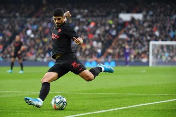 La Liga - Ever Banega maakt komend seizoen de oversteek naar Saoedi-Arabië