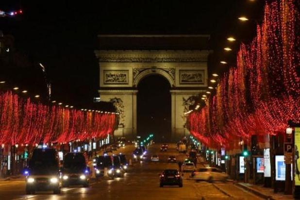 "France: les Champs-Élysées seront transformés en ""jardin extraordinaire"""