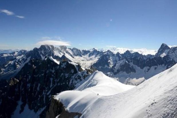France: le mont Blanc mesuré en baisse de près d'un mètre, à 4.807,81 m