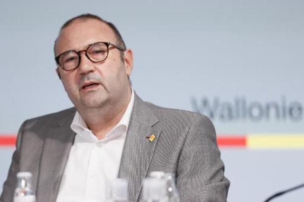 Christophe Collignon envisage de reloger des sinistrés dans la caserne de Saive
