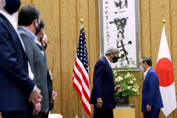 Climat: le Japon et les États-Unis vont presser la Chine de contribuer davantage