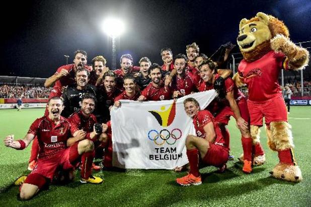 Les Red Lions à l'Euro d'Amsterdam en vue des JO, les Panthers pour aller aux Mondiaux