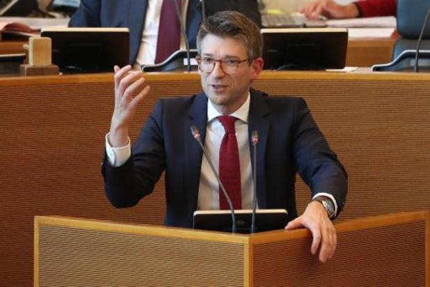Nethys: Pierre-Yves Dermagne va proposer au gouvernement de se porter partie civile