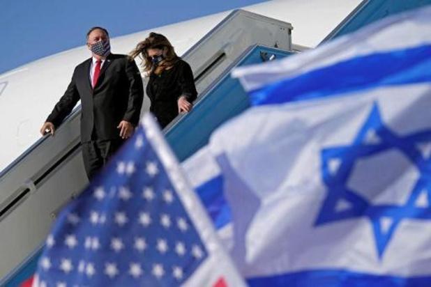 """VS beschouwt beweging voor de boycot van Israël als """"antisemitisch"""""""