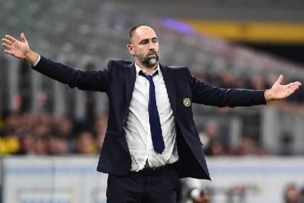 Igor Tudor prend la tête de l'Hellas Vérone en Serie A