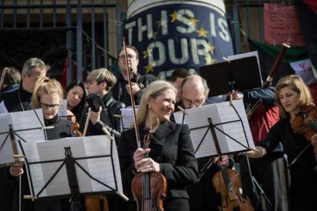 L'orchestre symphonique Brussels Philharmonic lance son application de podcasts et vidéos