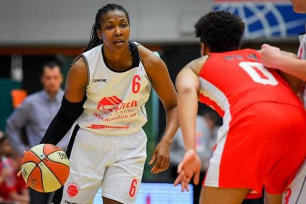Euroleague basket (v) - Castors Braine gaat met 47-80 onderuit tegen Orenburg