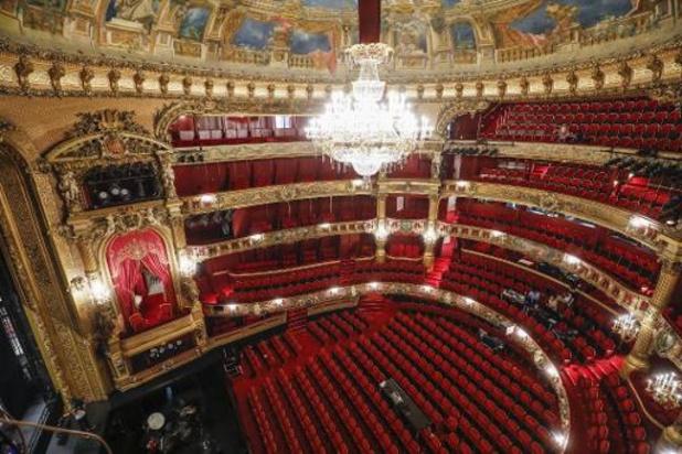 Brusselse cultuursector kan vanaf donderdag premie van 2.000 euro aanvragen