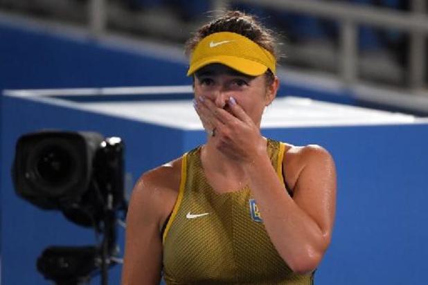 WTA Chicago - Elina Svitolina en finale à Chicago avant l'US Open