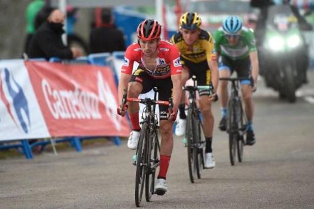 """Vuelta - Roglic verliest leiderstrui: """"Geen al te beste dag"""""""