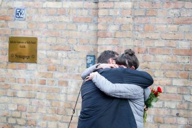 Slachtoffers schietpartij Halle geïdentificeerd