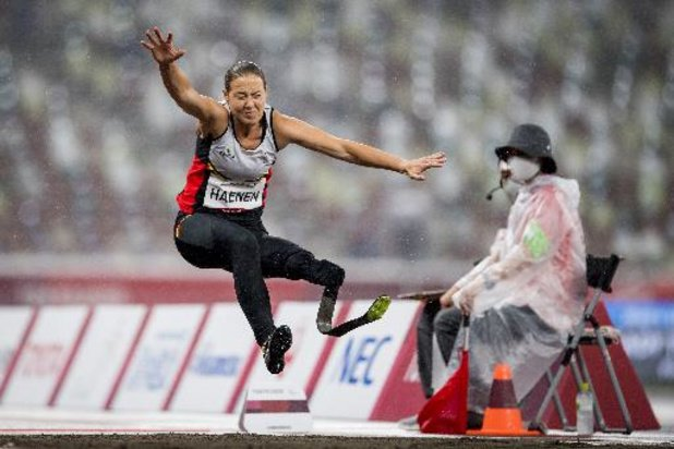 Verspringster Gitte Haenen wordt negende op Paralympische Spelen