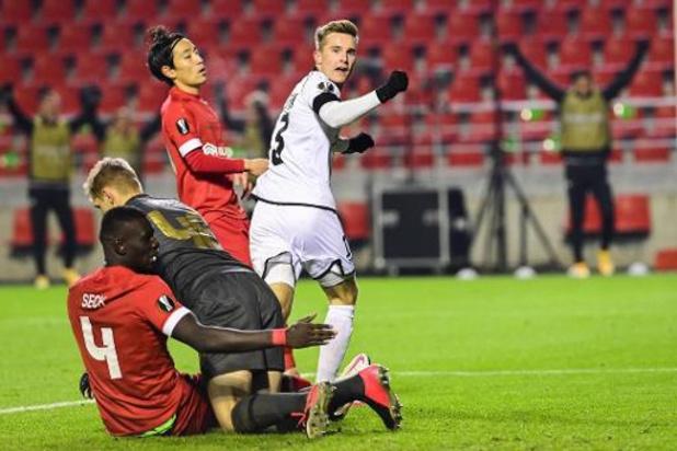 Europa League - Onherkenbaar Antwerp gaat in eigen huis de boot in tegen Linz