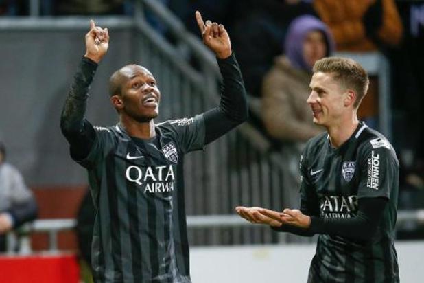 Jupiler Pro League - Eupen s'impose face à Mouscron et assure son maintien