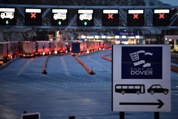 """""""Bedrijven moeten rekening houden met grenscontroles, ook als er nog een akkoord komt"""""""