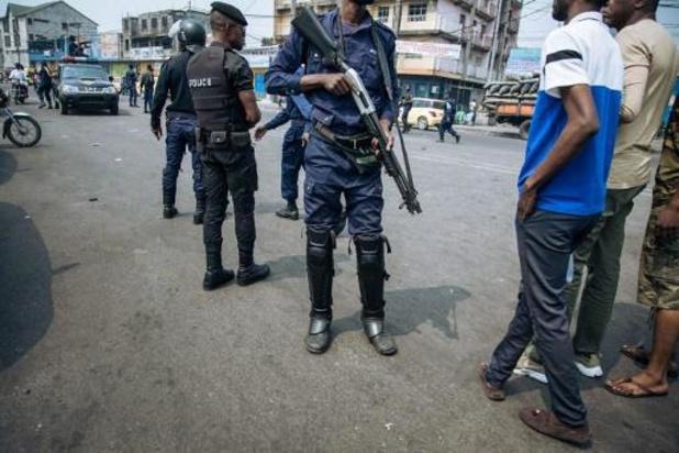 Congolese politie heeft 55 mensen gedood bij acties tegen sekte