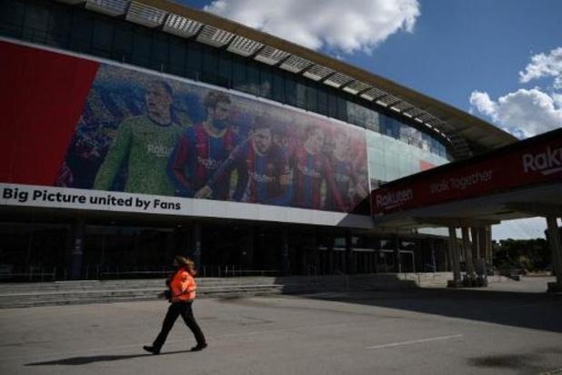 """""""Bankroet dreigt voor FC Barcelona"""""""