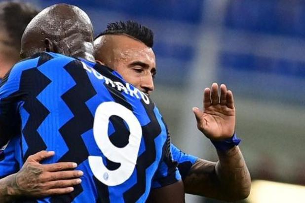 Belgen in het buitenland - Lukaku scoort voor Inter tegen Fiorentina, Real en Courtois zwoegen maar winnen van Betis
