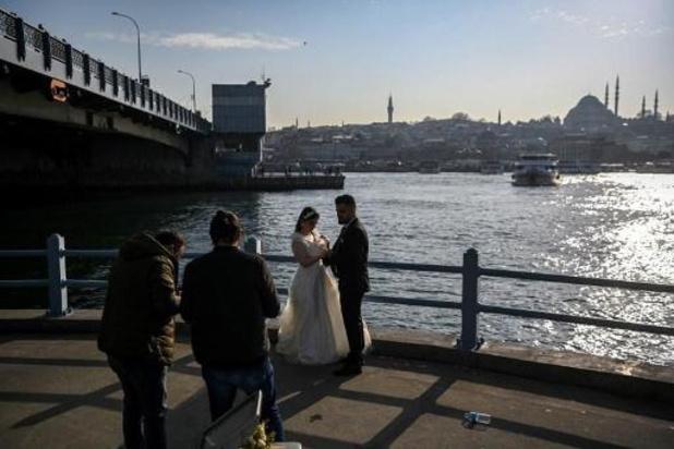 Gand organise les premiers mariages en extérieur le 8 mai