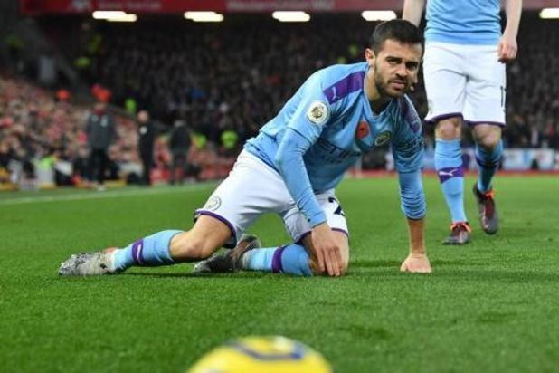 Bernardo Silva (Manchester City) krijgt één duel schorsing na ongelukkige tweet