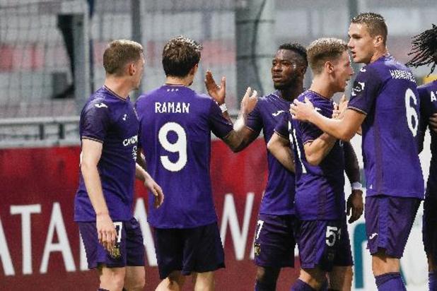Conference League - Gent en Anderlecht mogen niet falen in derde voorronde