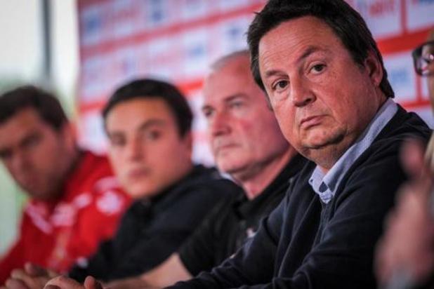 Red Lions et Red Panthers s'entraîneront à Wilrijk et joueront à Wavre
