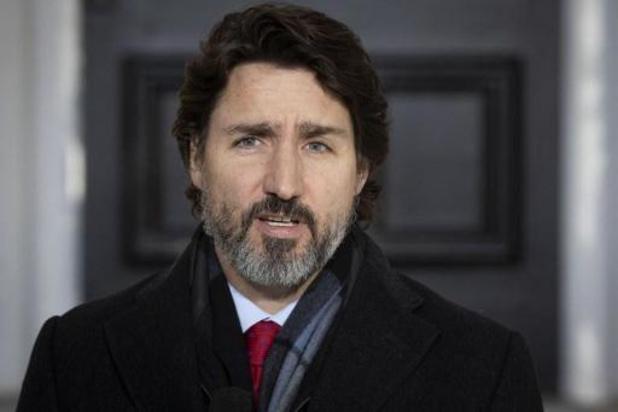 """Trudeau salue le début d'""""une nouvelle ère"""" avec la présidence de Biden"""