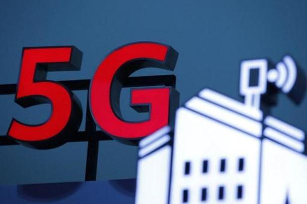 Vijf kandidaten voor voorlopige 5G-licentie