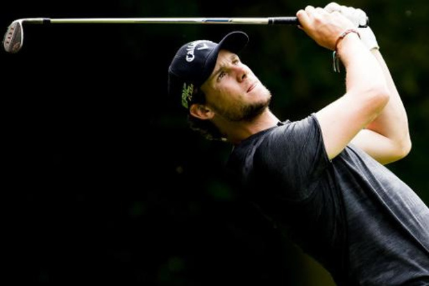 Thomas Pieters 3e à l'issue du premier tour du Masters du Qatar