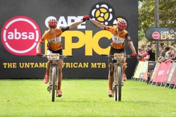 Coronavirus - Le Cape Epic, plus grande course de mountainbike, en Afrique du Sud n'aura pas lieu