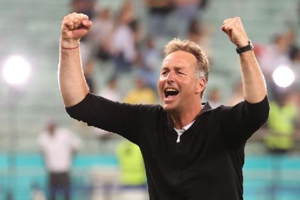 "Euro 2020 - Kasper Hjulmand ""très fier"" pour le Danemark"