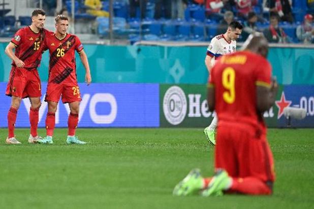 """Euro 2020 - Meunier : """"Quelques joueurs stressés après l'accident cardiaque d'Eriksen"""""""