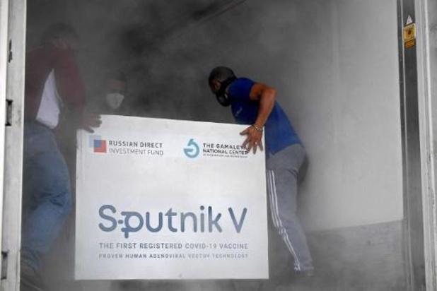 Slovaakse medicijnwaakhond bekritiseert Sputnik-vaccins