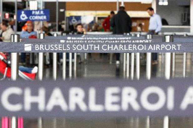 La fréquentation en forte hausse en août à l'aéroport de Charleroi