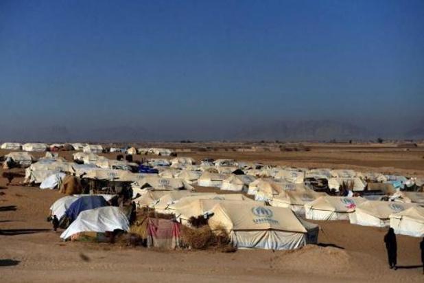 Ongeveer 17.000 gezinnen op de vlucht voor geweld in zuiden van Afghanistan